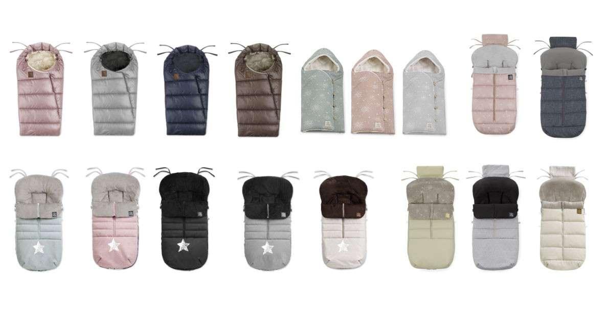 Nuovi sacchi invernali Jané